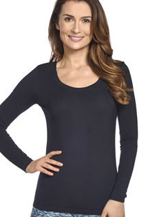 Jockey® Supersoft Modal Scoop Neck Tee