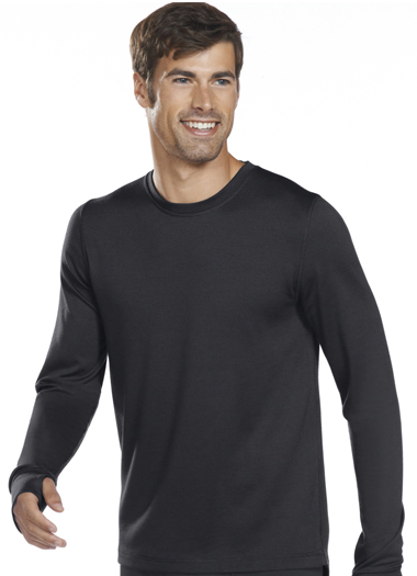Jockey® Smart Thermal Long Sleeve Crew