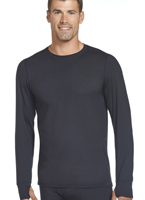 Jockey® Performance Stretch Long Sleeve Crew