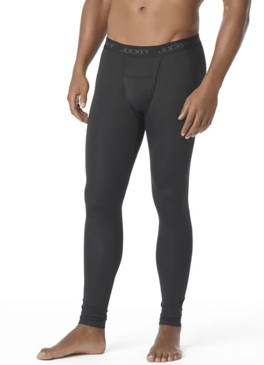Jockey® Microfiber Performance H-fly Pant