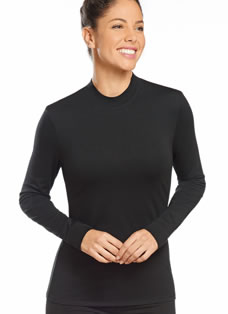 Jockey® Smart Thermal Mock Neck