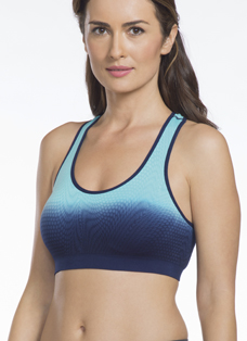 Jockey Dip Dye Sports Bra