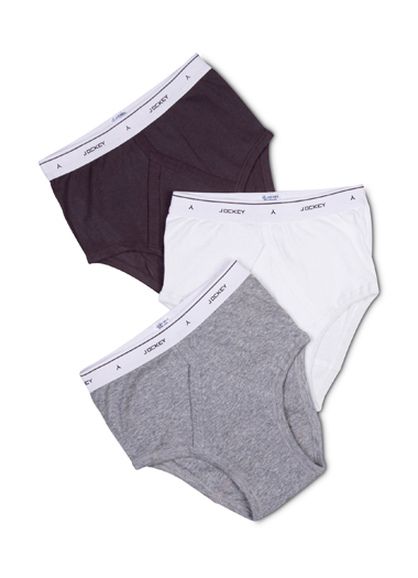 Jockey® Boys Classic Brief - 3 Pack (1 of 1)