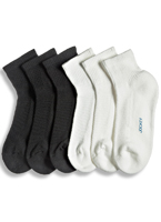 Jockey® Staycool Sport Socks- 6 Pack