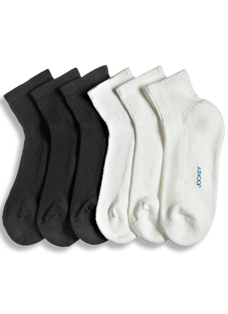 Jockey® Staycool Sport Socks - 6 Pack