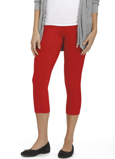 Jockey® Fashion Capri Legging (1 of 1)