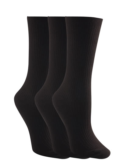 Jockey® Staycool Stretch Comfort Socks - 3 Pack (1 of 1)