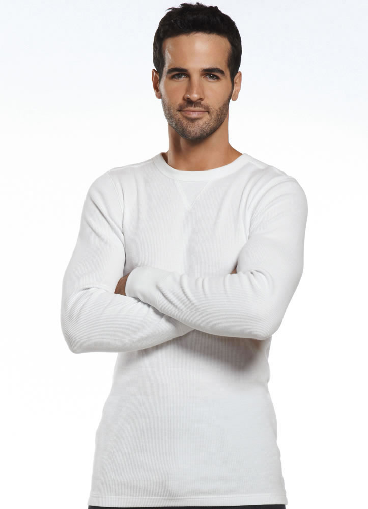 Men's Undershirts Tommy John features the most comfortable undershirts on the planet. We use only the finest, most luxurious stretch fabrics available and have changed the men's undershirt category with our patented Stay Tucked tapered design.