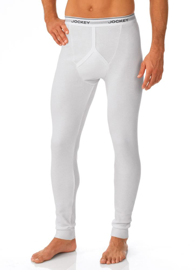 Tall Man Stretch Waffle Y-Front® Long John