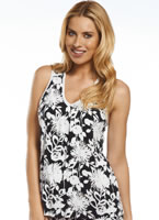 Jockey® Floral Sleep Tank