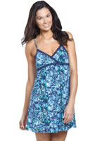 Jockey&#174; Paisley Sea Chemise