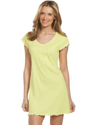 Jockey® Summer Bouquet Chemise (1 of 1)