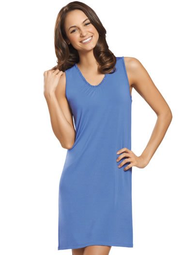 Jockey&amp;amp;reg; Smart Sleep Ruffle Chemise (1 of 1)