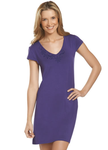 Jockey® Summer Smart Sleep Chemise (1 of 1)