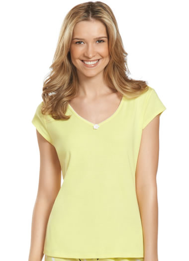 Jockey® Summer Bouquet Sleep Top (1 of 1)