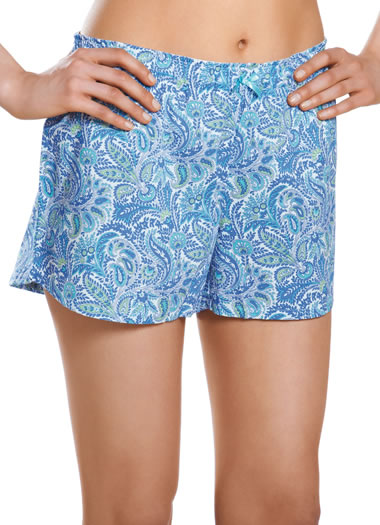 Jockey® Princess Paisley Boxer Short (1 of 1)