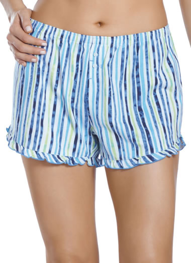 Jockey® Sea Stripe Boxer  (1 of 1)