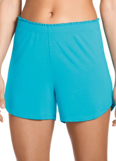 Jockey® Smart Sleep Ruffle Boxer