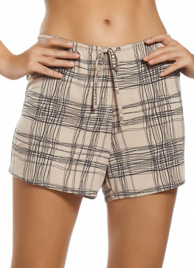 Jockey® Plaid Sleep Short
