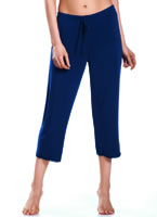 Jockey&#174; Smart Sleep Lace Trim Capri