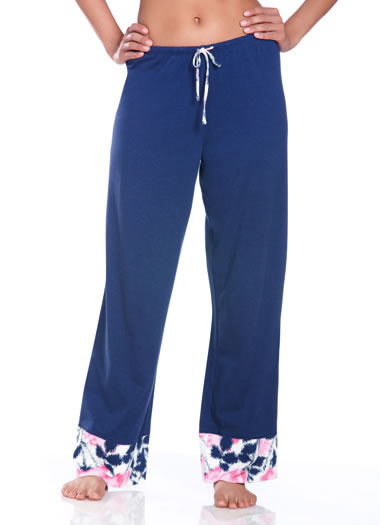 Jockey® Autumn Rose Print Sleep Pant