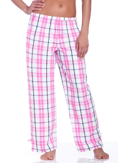 Jockey® Autumn Rose Plaid Sleep Pant (1 of 1)
