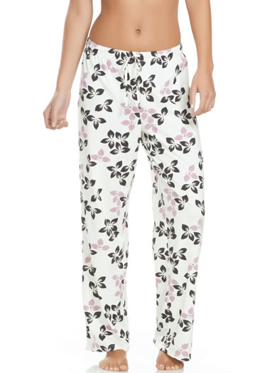 Jockey® Flower Print Sleep Pant (1 of 1)