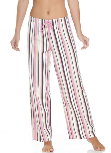 Jockey® Pink Stripe Flannel Pant (1 of 1)