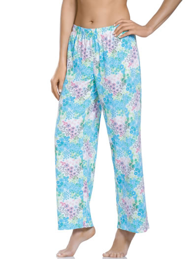 Jockey® Floral Sleep Pant (1 of 1)