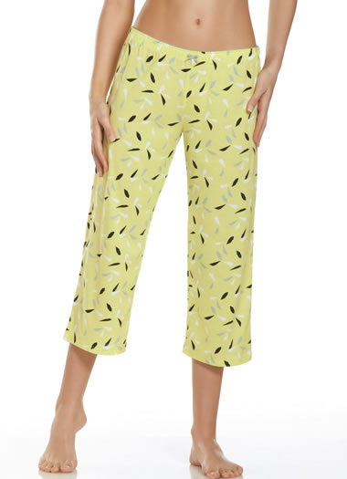 Jockey® Summer Bouquet Sleep Capri (1 of 1)