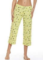 Jockey® Summer Bouquet Sleep Capri