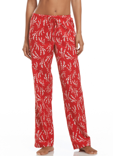 Jockey® Holly Red Flannel Pant (1 of 1)