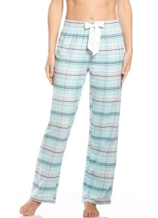 Jockey® Plaid Flannel Pant