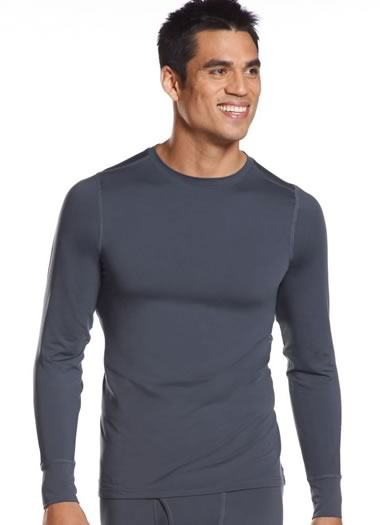 Tall Man Thermal Sport Stretch Crew (1 of 1)