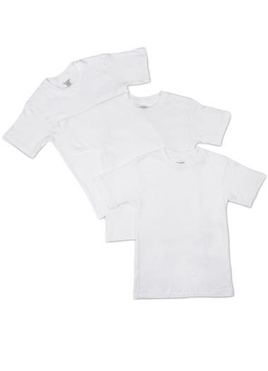 Jockey® Boys Classic T-shirt - 3 Pack (1 of 1)