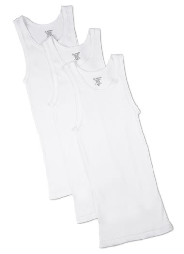 Jockey® Boys Classic A-shirt - 3 Pack (1 of 1)