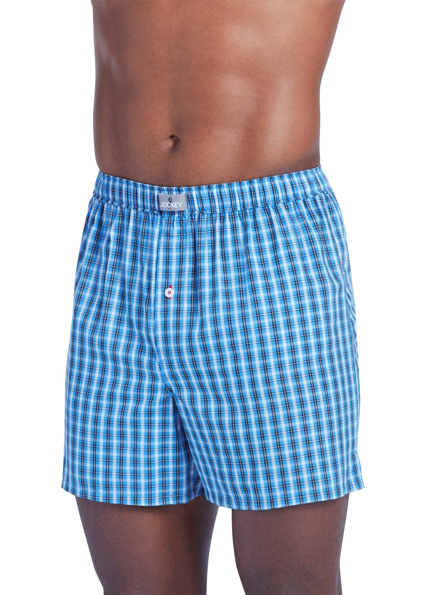 Free Shipping! Cotton Boxers - Men's Underwear and Boxers at HisRoom.